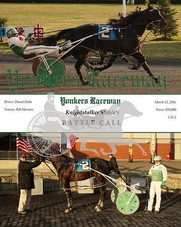 20150315 Race 12- Battle Call