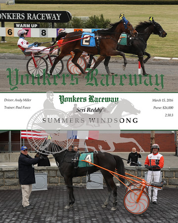 20150315 Race 7- Summers Windsong