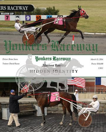20150315 Race 10- Hidden Identity