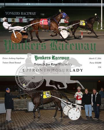 20160317 Race 4- Upfrontwhosurlady