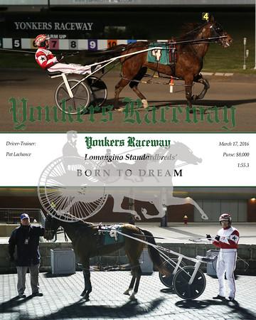 20160317 Race 2- Born to Dream