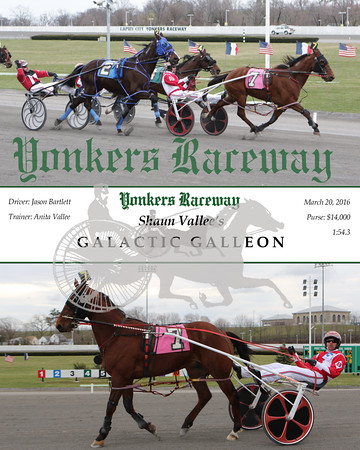 20160320 Race 9- Galactic Galleon N