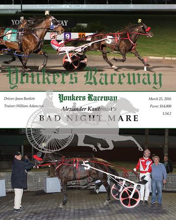 20160325 Race 5- Bad Night Mare