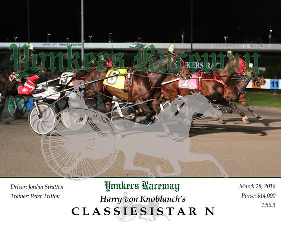 20160328 Race 9- Classiesistar N 2
