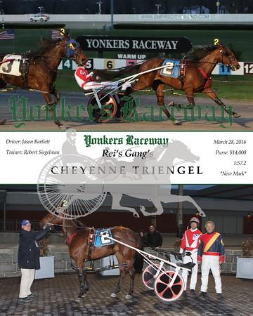 20160328 Race 1- Cheyenne Triengel