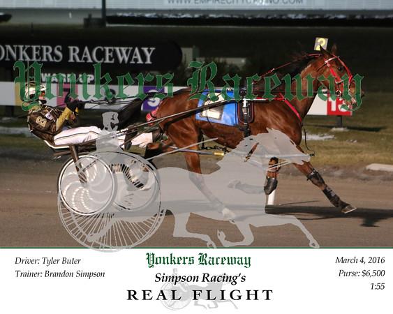 20160304 Race 1- Real Flight