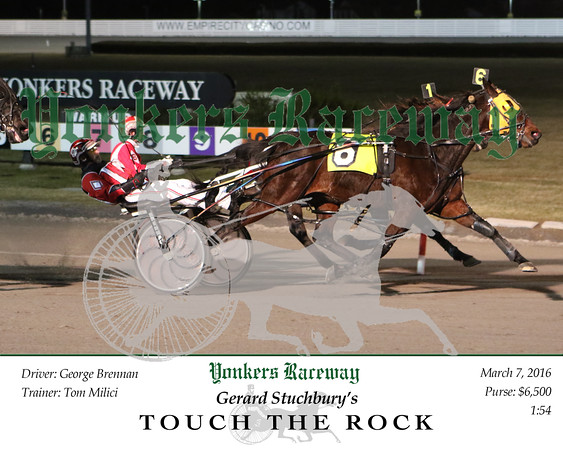 20160307 Race 1- Touch The Rock