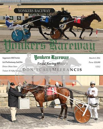 20160308 Race 3- Don'tcallmefrancis