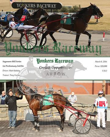 20160308 Race 5- Arrow