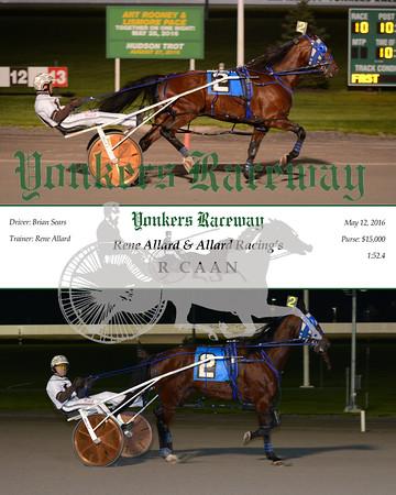 20160512 Race 10- R Caan