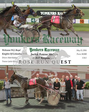 20160513 Race 3- Rose Run Quest