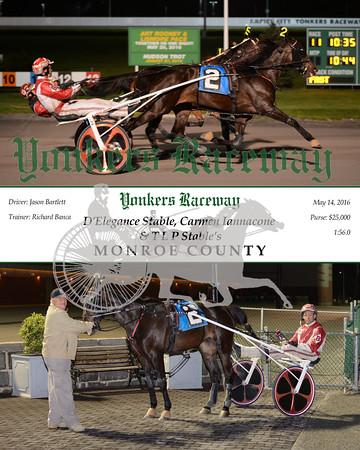 20160514 Race 11- Monroe County