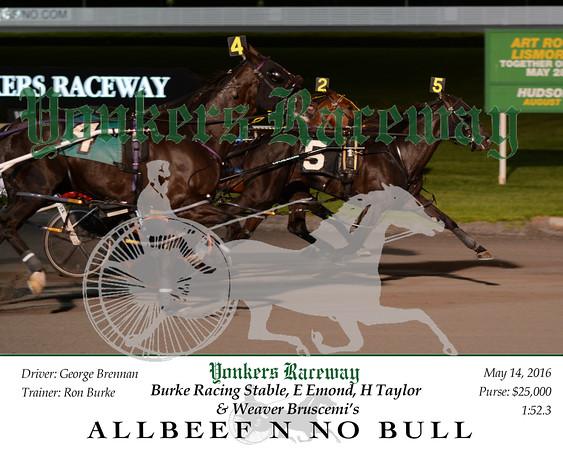 20160514 Race 10- Allbeef N No Bull