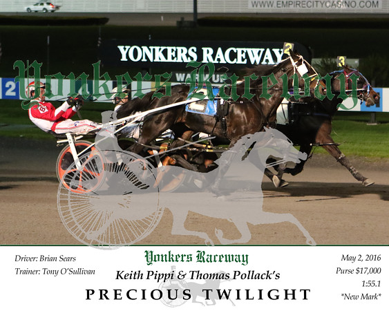 20160502 Race 6- Precious Twilight
