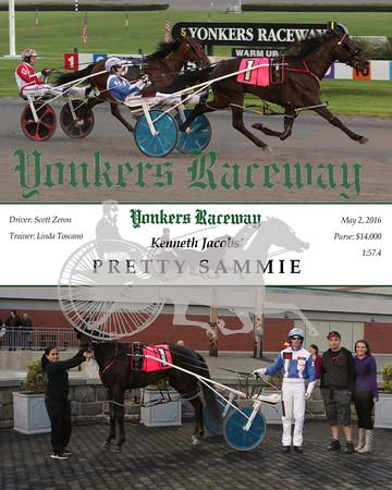 20160502 Race 1- Pretty Sammie