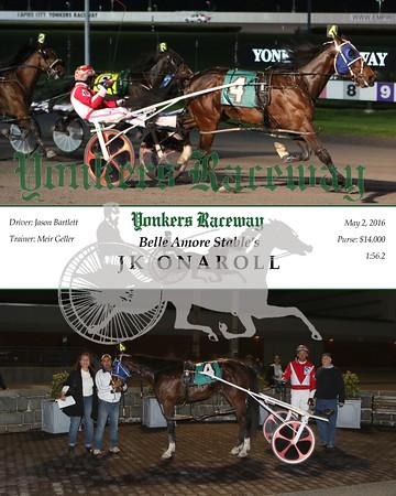 20160502 Race 4- JK Onaroll