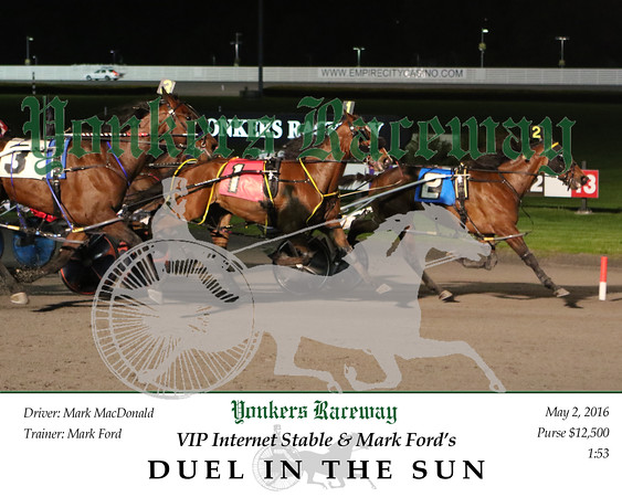 20160502 Race 5- Duel In The Sun
