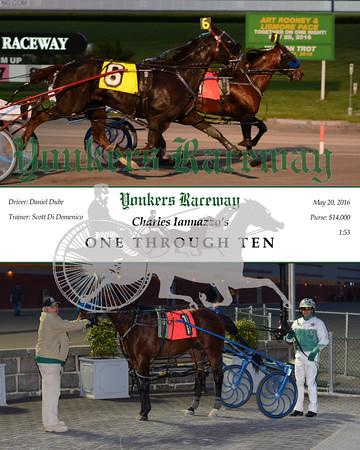 20160520 Race 4- One Through Ten