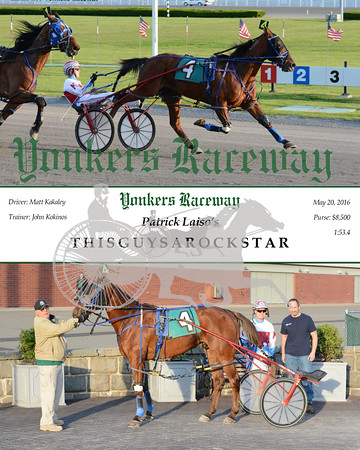 20160520 Race 1- Thisguysarockstar