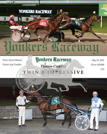 20160521 Race 8- Twin B Impressive