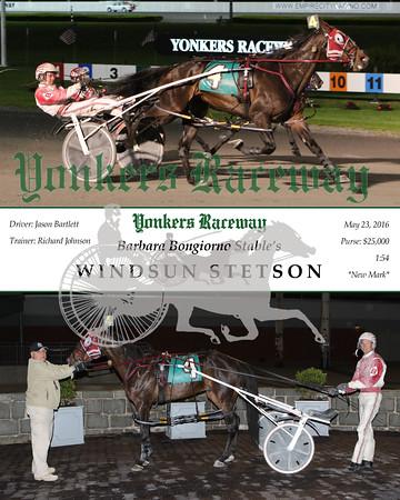 20160523 Race 9- Windsun Stetson