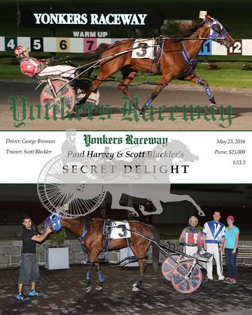 20160523 Race 6- Secret Delight