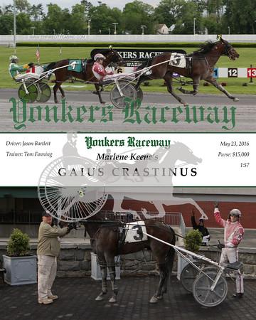 20160523 Race 1- Gaius Crastinus