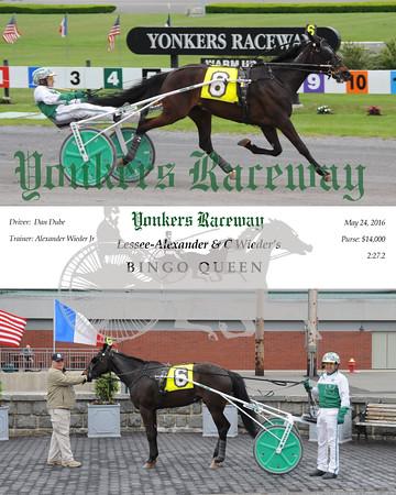 05242016 Race 10-Bingo Queen
