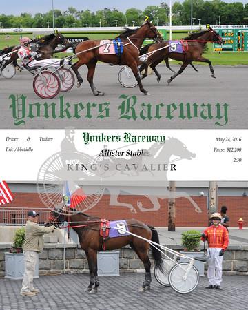05242016 Race 11-King's Cavalier