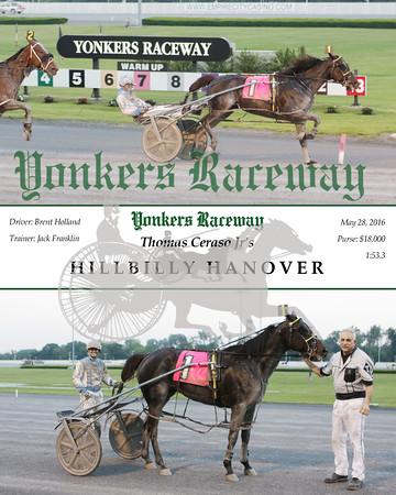 20160528 Race 2- Hillbilly Hanover