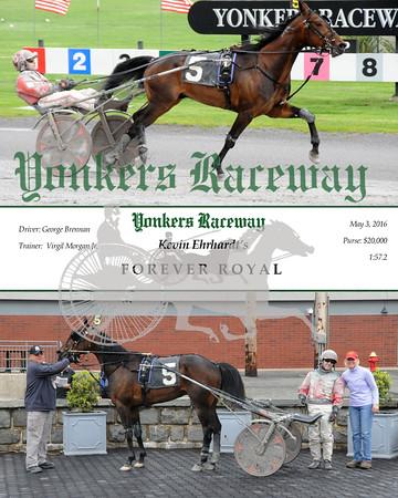 04032016 Race 11- Forever Royal