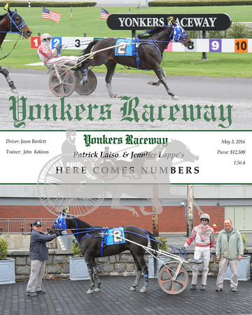 04032016 Race 4-Here Comes Numbers