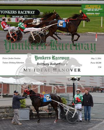 20160505 Race 1- My Ideal Hanover