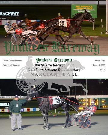 20160506 Race 11- Narcian Jewel