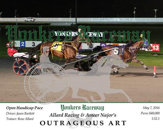 20160507 Race 8- Outrageous Art
