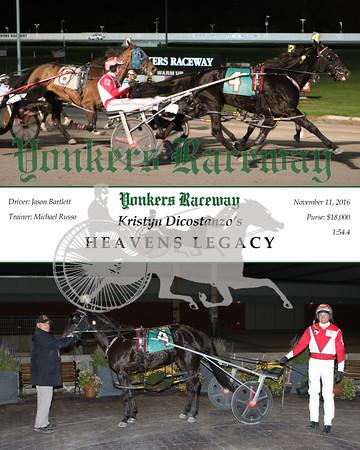 20161111 Race 6- Heavens Legacy