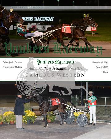 20161112 Race 2- Fameous Western