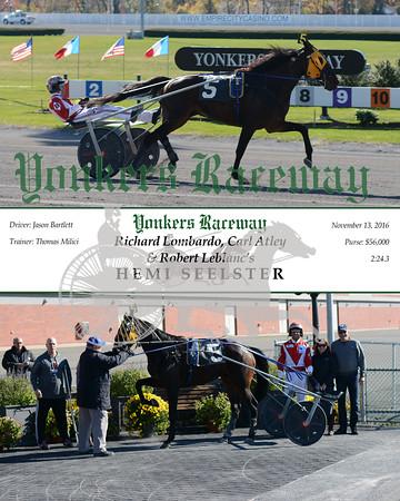20161113 Race 1- Hemi Seelster