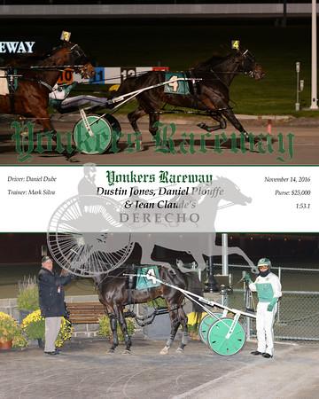 20161114 Race 9- Derecho