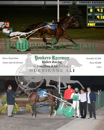 20161114 Race 8- Hurrikane Ali