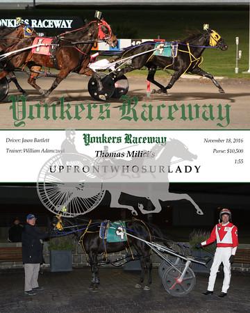 20161118 Race 4- Upfrontwhosurlady