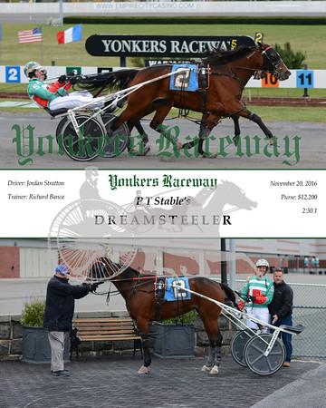20161120 Race 6- Dreamsteeler