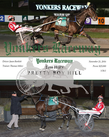 20161121 Race 8- Pretty Boy Hill