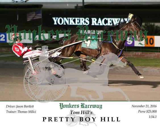 20161121 Race 8- Pretty Boy Hill 2