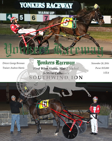 20161128 Race 1- Southwind Ion