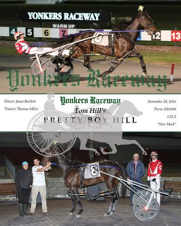 20161128 Race 10- Pretty Boy Hill