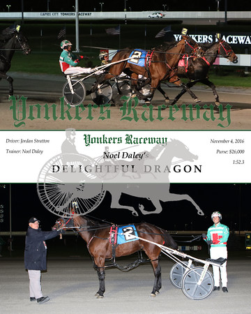 2016104 Race 10- Delightful Dragon
