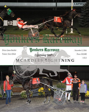 2016105 Race 6- Mcardles Lightning
