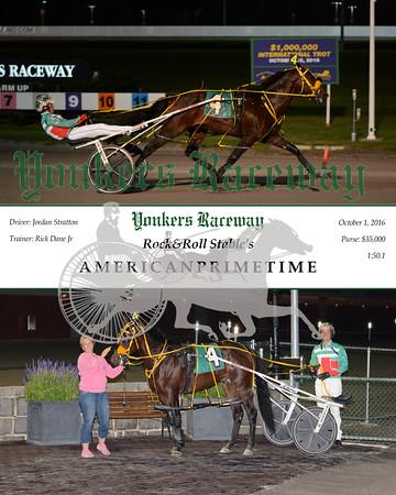 20161001 Race 7- Americanprimetime