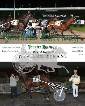 20161010 Race 3- Western Tyrant